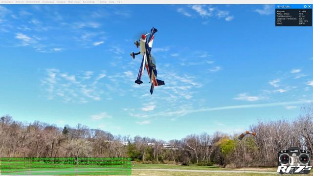 Virtual HHAMS Aerodrome in RealFlight 7.5, 2016-04-10 10AM