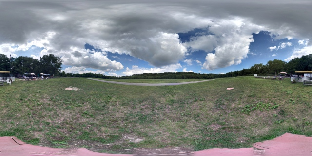 HHAMS equirectangular panorama July 2016