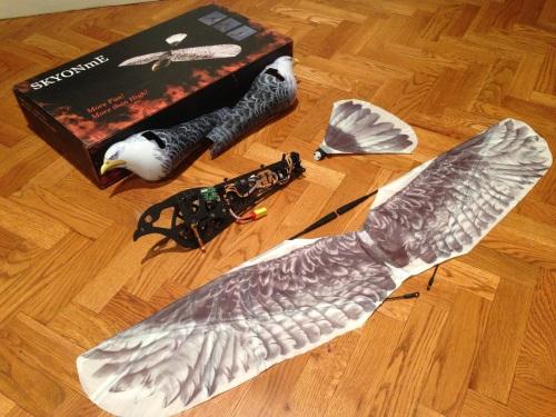 Skyonme Spybird Ornithopter