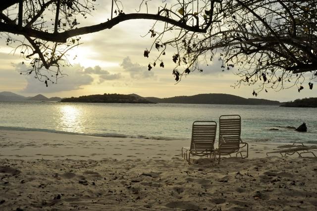 Sunset at Turtle Bay Beach