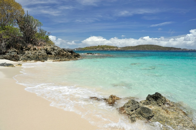 Turtle Bay Beach at Caneel Bay