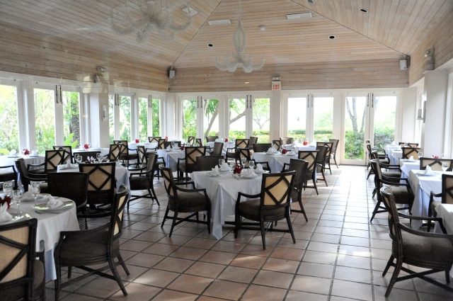 Dinning Room at Turtle Bay Estate House