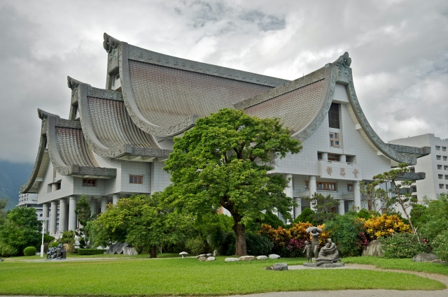 JingSi Hall in Hualient City, Taiwan