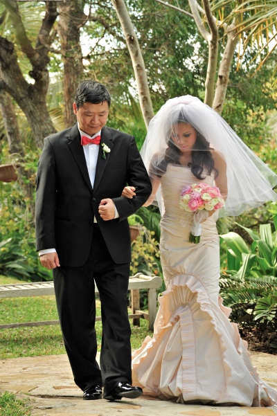 Jenn's wedding