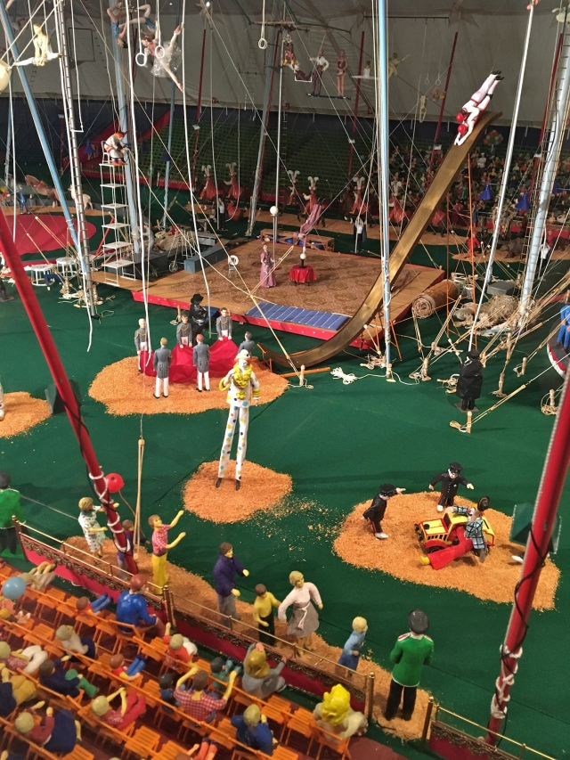 Ringling Museum Scale Model Circus Big Show 1