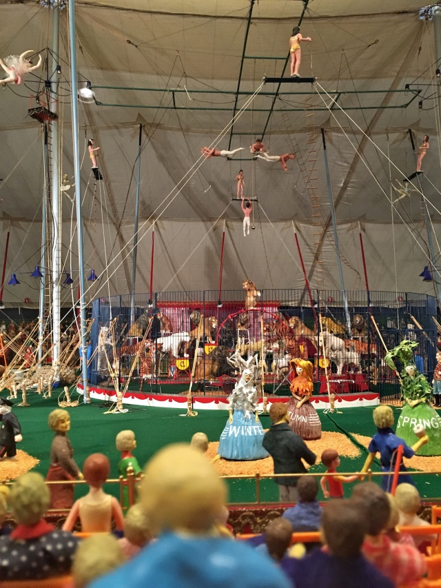 Ringling Museum Scale Model Circus Big Show 2
