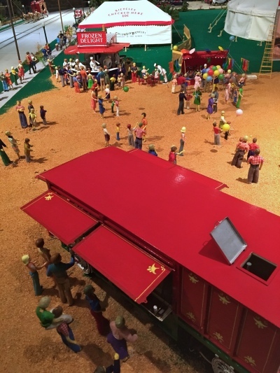 Ringling Museum Scale Model Circus Vending Services