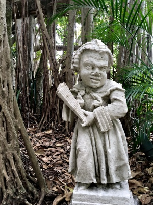 Ringling Museum Garden Gnomes