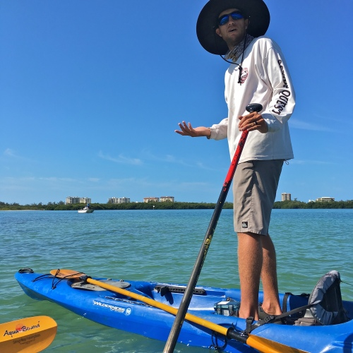 Adventure Kayak Guided Tour Spotting for Manatees