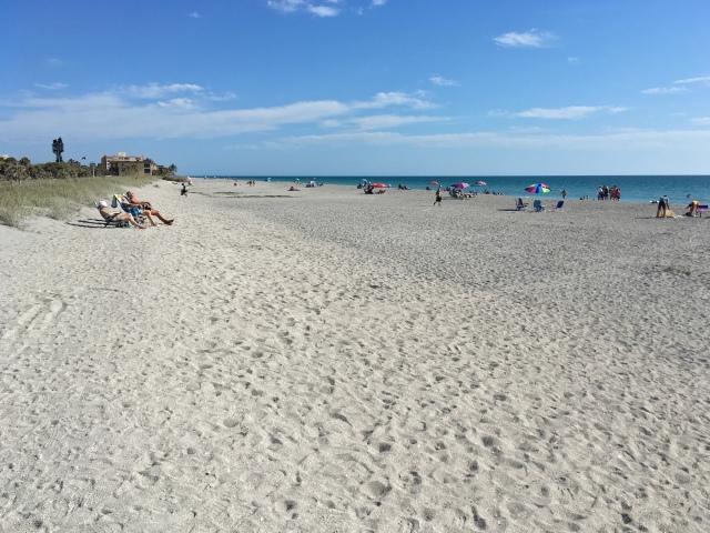 Turtle Beach at Siesta Key