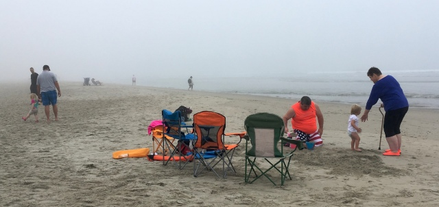 Fossil beach chair technology to avoid