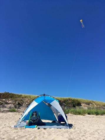 Pacific Breeze Sand & Surf Beach Shelter