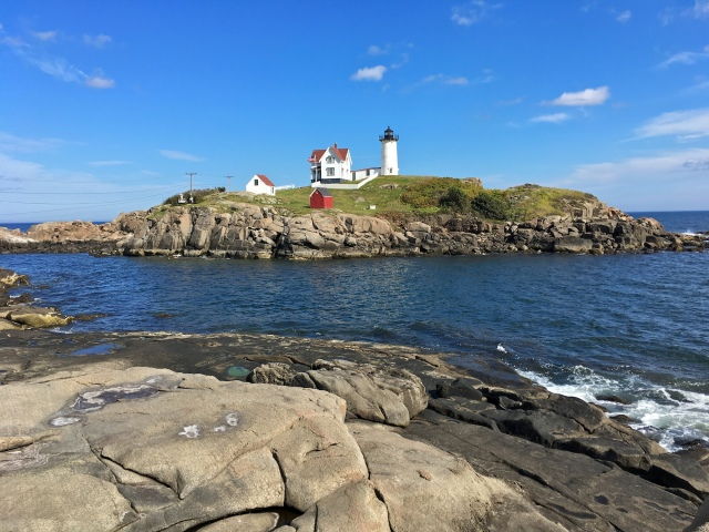Cape Neddick Light - Nubble Lighthouse