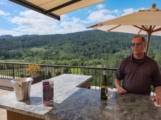Sterling Vineyards - Wine Tasting - Napa Valley