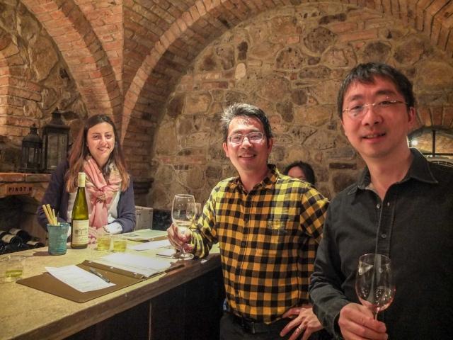Castello di Amorosa - Wine Tasting - Napa Valley