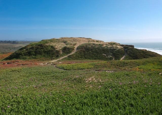 Fort Ord Dunes State Park, Monterey Bay