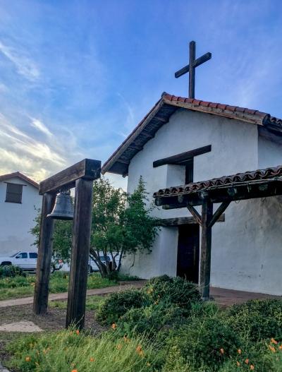 Mission San Francisco Solano State Historic Park