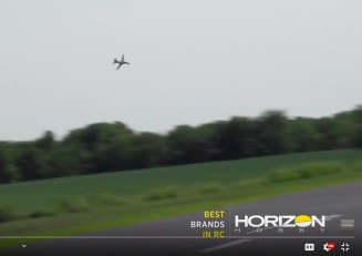 Horizon Hobby Viper 70mm EDF Jet Short Field Landing