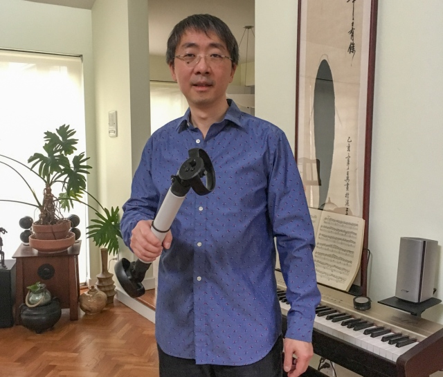 Darth Maul Oculus Touch Saber