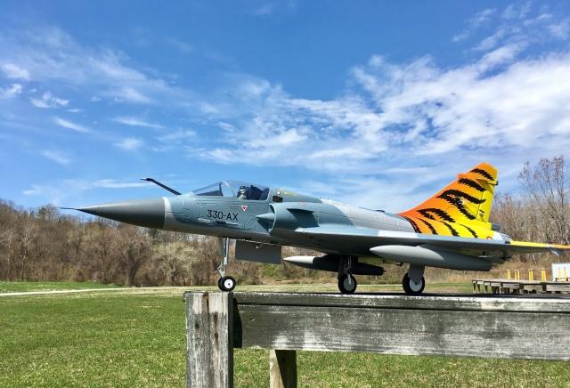 Freewing Mirage 2000 Tiger Meet with Drop Tanks
