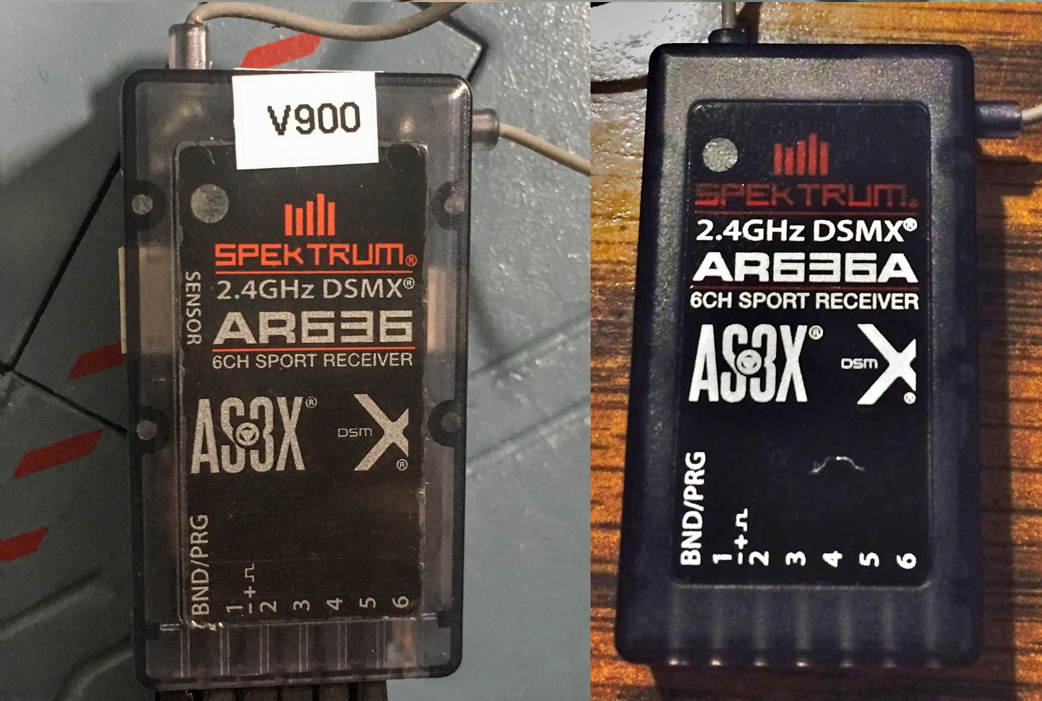 What on earth is SAFE® or: How I hacked AR636 from V900 to fly the