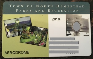 Hempstead flying permit